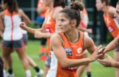Jessica Dal Pos achieving her giant footy dreams